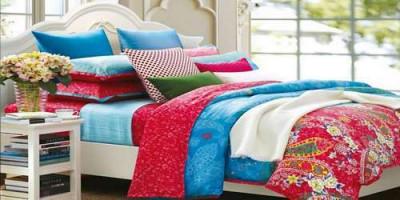Домашний текстиль - особенности выбора и разновидности