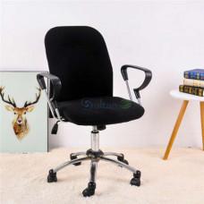 Чехол на офисное кресло Homytex Черный